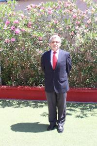 Pablo Mejías después de su operacion bypass gástrico