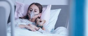 Niña Hospitalizada por PIMS